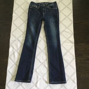 ANTIQUE RIVET JEANS